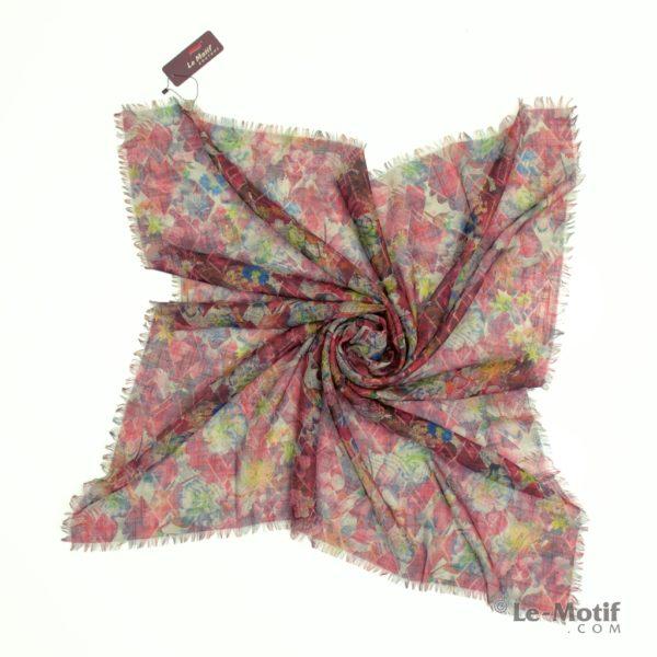 Платок Le Motif из льна с вискозой. Фото для каталога 1.