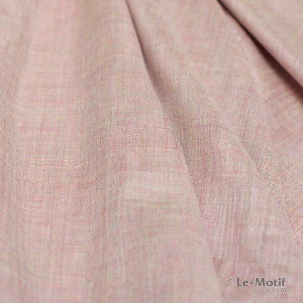 Палантин Le Motif из шелка и хлопка. Фото ткани, арт. LX01-03
