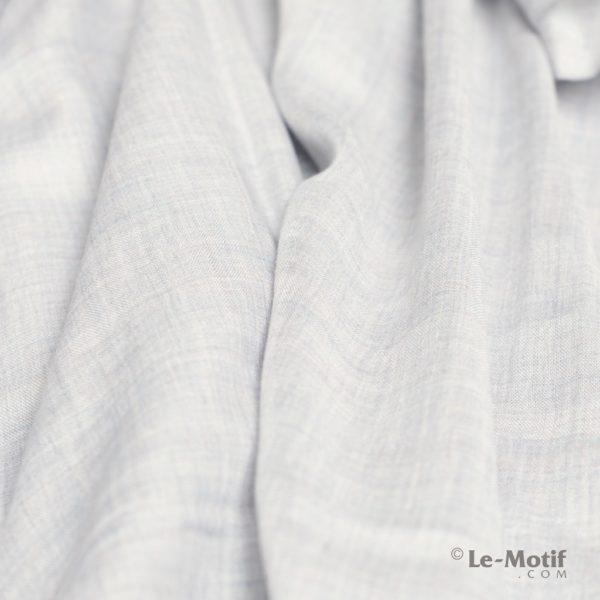 Палантин Le Motif из шелка и хлопка. Фото ткани., арт. LX01-1
