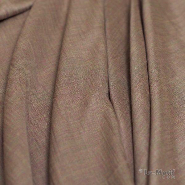 Палантин Le Motif из шелка и хлопка. Фото ткани, арт. LX01-10