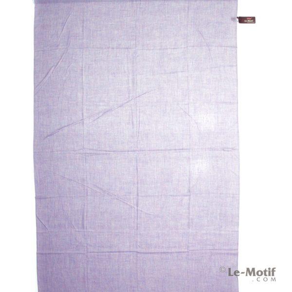 Палантин Le Motif из шелка и хлопка цвет - сиреневый, арт LX01-6