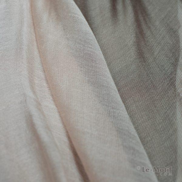 Палантин Le Motif из натурального шелка. Фото ткани, арт. SMG02-3