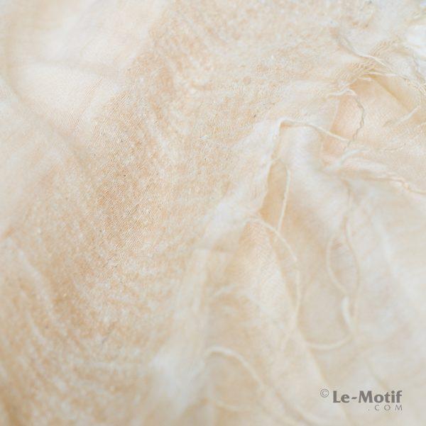 Палантин Le Motif из шелка и шерсти. Фото ткани 2, арт. SP-100-1