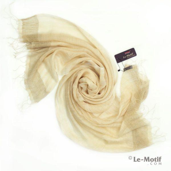 Палантин Le Motif из шелка и шерсти Фото для каталога, SP-100-1