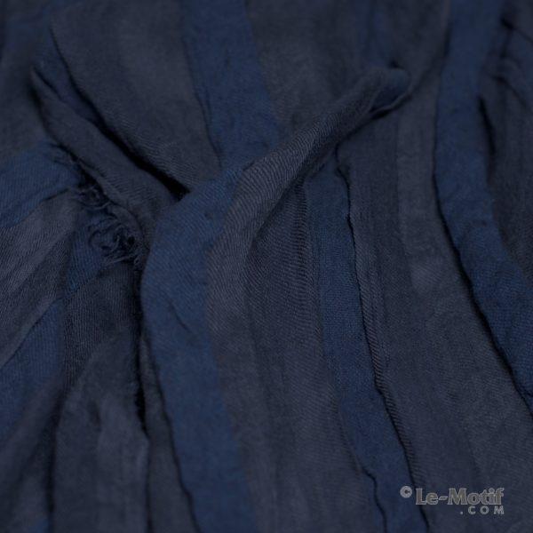Шарф Le Motif Couture из льна и хлопка фото ткани, арт. STD01-1