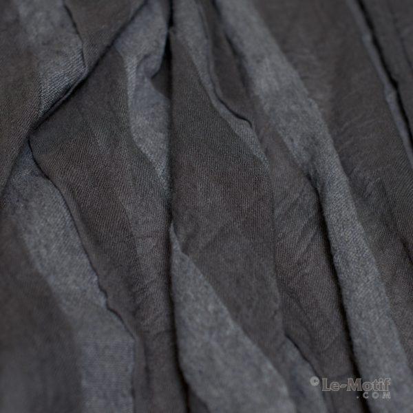 Шарф Le Motif Couture из льна и хлопка фото ткани, арт. STD01-2
