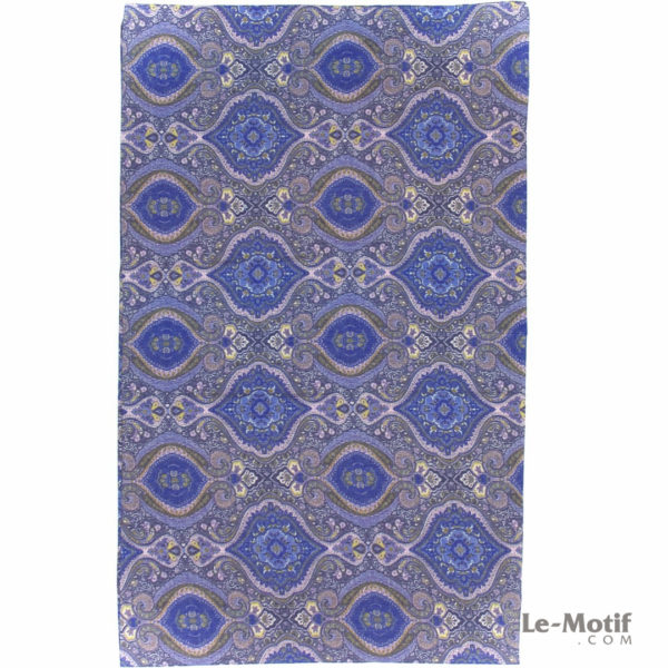 Шарф-снуд Le Motif Couture из хлопка. Восточные узоры, BT03-3