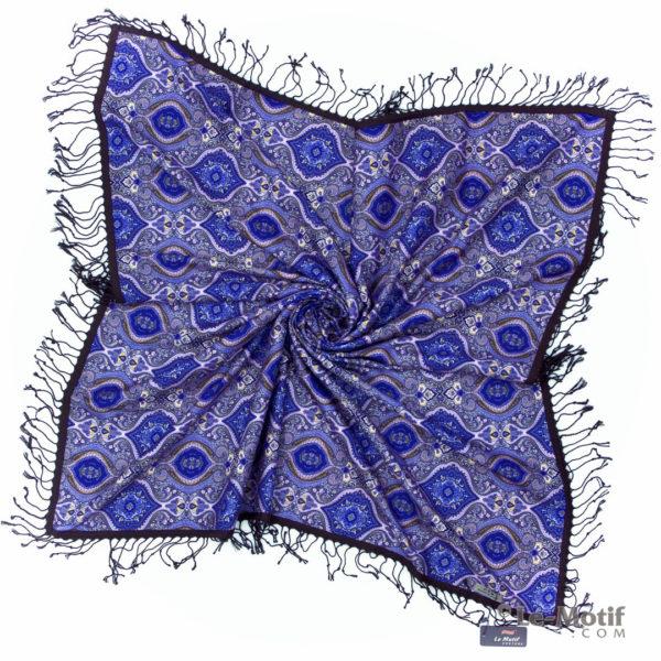 Платок Le Motif из шерсти и хлопка. Фото для каталога 2, LSF15-666