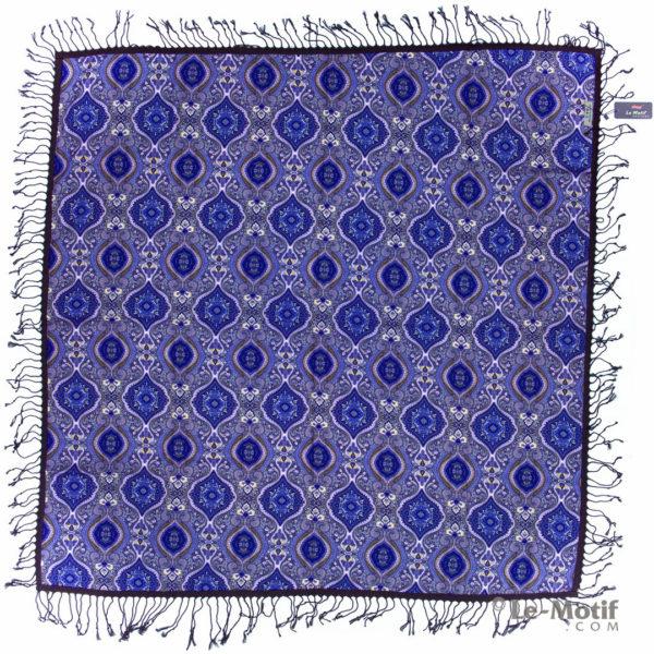 Платок Le Motif из шерсти и хлопка. Восточные узоры, LSF15-666