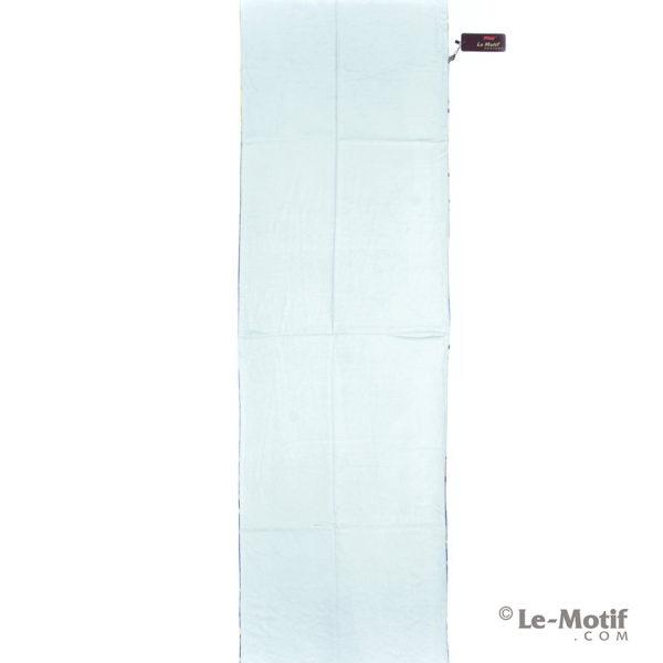 Палантин Le Motif из хлопка с вискозой. Белый, арт. SD15-635