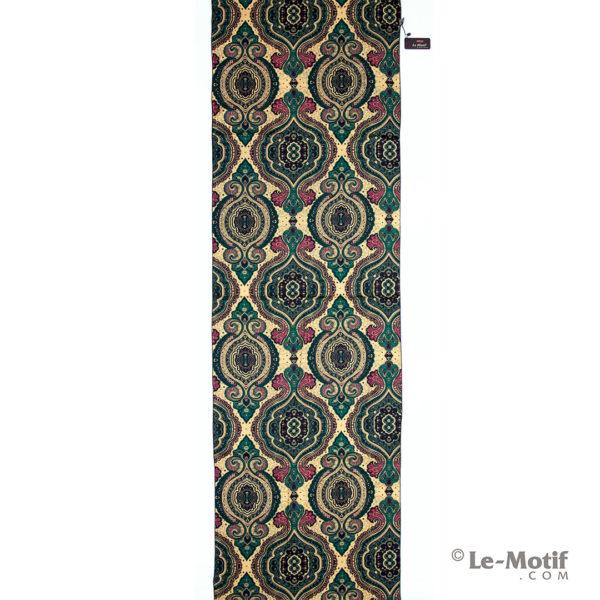 Шарф Le Motif из шерсти и хлопка. Восточный узор, LS15-677
